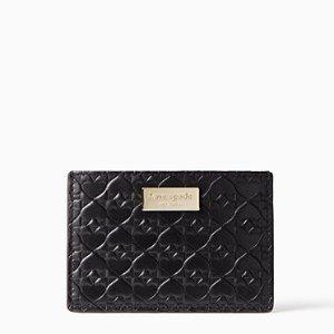 买包包$19换购卡包+免邮kate spade 轻便卡包零钱包惊喜特卖 满$125送托特包