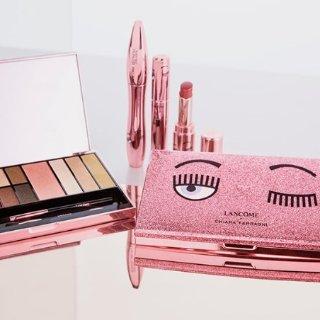 最高送5重好礼Lancôme x Chiara Ferragni 合作款彩妆热卖 收限量眼影盘