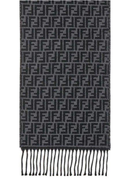 老花Logo 围巾