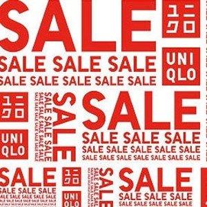 $5.9起 通勤休闲不重样Uniqlo 折扣区服饰上新热卖 U系列T恤再降价