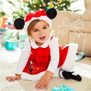 迪士尼官网 圣诞倒数12日惊喜折扣第8&9日