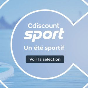 最高立减€599 潜水镜€11.99可收Cdiscount 夏季水上运动专场 超值收立式桨、皮划艇、防水袋等