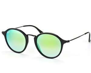 Ray-Ban RB2447 Mirrored Sunglasses