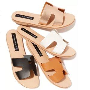 Up to 50% Off Select Women's Sandals @ macys.com