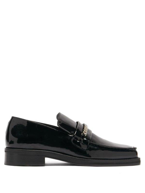 Roxy链条乐福鞋
