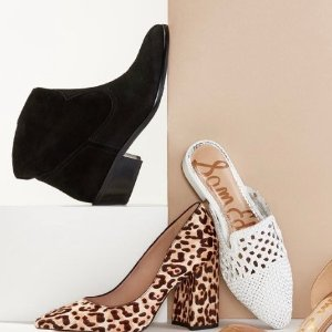 Up to 60% OffHautelook Sam Edelman Shoes Sale