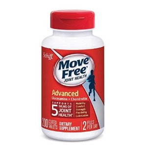 $16.79Move Free Glucosamine and Chondroitin Joint Health Supplement Tablets, 200 Count