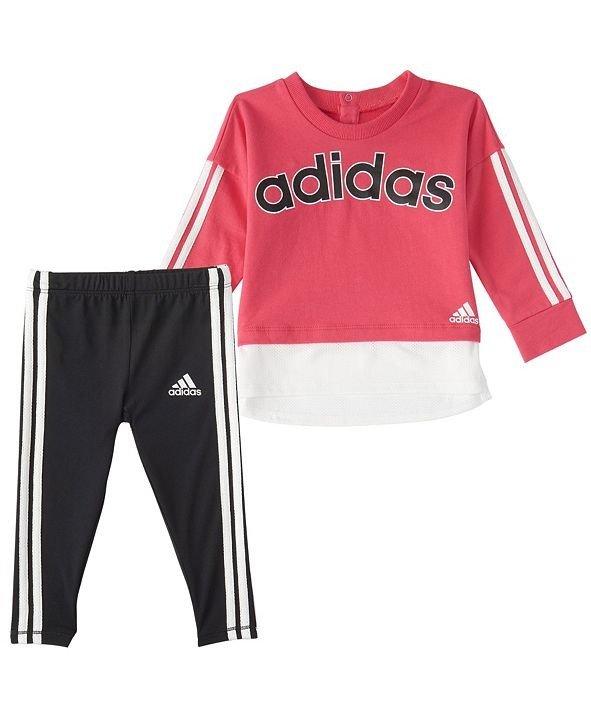 女婴童运动套装