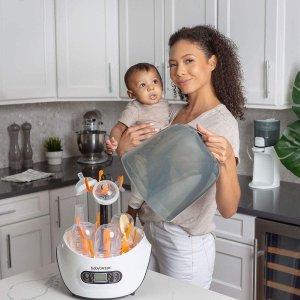 $99.97 (原价$149.99)Baby Brezza BRZ0098 4合1奶瓶消毒烘干一体机