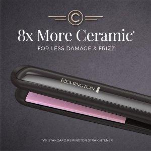 $26.33  (原价$49.99)史低价:Remington S9500 陶瓷负离子直板夹