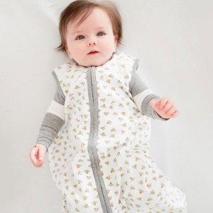 Up to 25% OffKids Sleeping Bag Sale @ Burt's Bees Baby