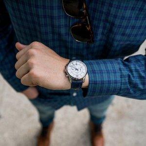 低至1折起 机械手表$122收父亲节礼物准备起来,Citizen 等品牌瑞士制造机械表特卖会