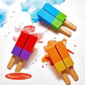 低至6.5折+包邮最后一天:Melissa & Doug 木质儿童玩具特卖