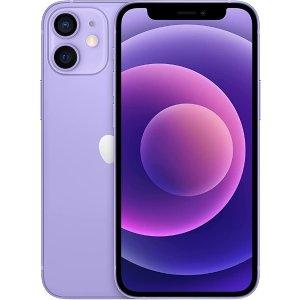 Apple补货! iPhone 12 mini (64GB) 紫色