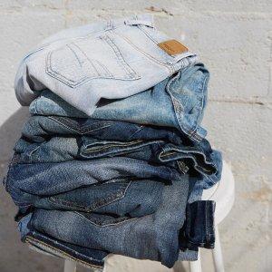 低至6折American Eagle 精选牛仔裤短裤热卖