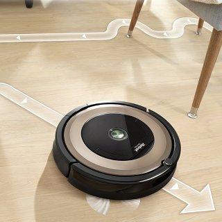 会员日史低来袭¥1998iRobot 日亚限定 Roomba891 扫地机器人 5倍超强吸力