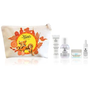 Dealmoon Exclusive: Enjoy 4 deluxe samples & limited edition canvas pouch Your Purchase of $75 or More @ Kiehl's