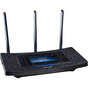 $49.95 (原价$99.95)TP-Link Touch P5 AC1900 触屏智能路由