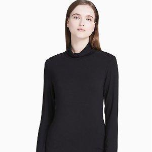 独家额外7折限今天:Calvin Klein 折扣区精选男女服饰热卖