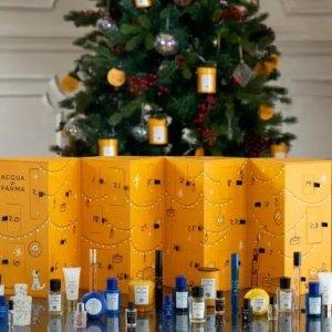 送$75礼卡+满送香氛3件套帕尔玛之水圣诞礼盒热卖 少女心爆棚的节日好礼