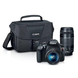 $399.99 Canon EOS REBEL T6 DSLR Camera Zoom Kit