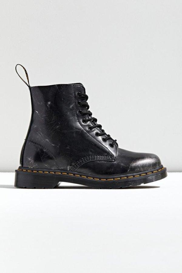 1460 大理石纹马丁靴