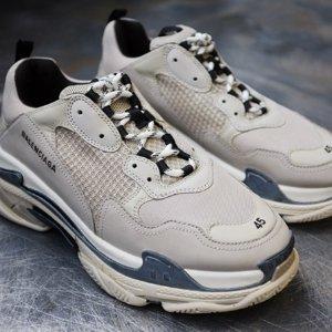 部分包税+免邮 收沙漏包上新:NAP 英国站 巴黎世家时尚专场,新配色老爹鞋$693