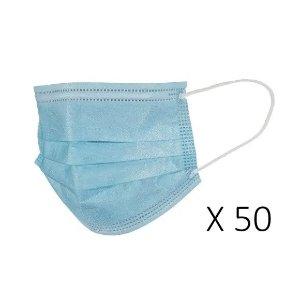 0,12 € / 片一次性口罩 50