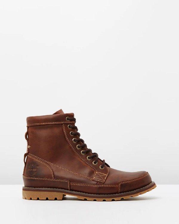Earthkeepers短靴