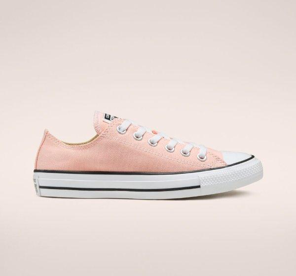 Seasonal Color Chuck Taylor 帆布鞋