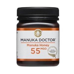 Manuka Doctor55 MGO 250g 蜂蜜