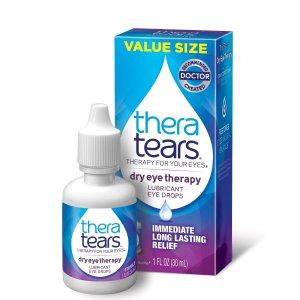 $9.94 包邮TheraTears 滋润眼药水 干眼族必备 15ml