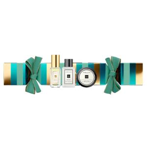独家送4件套 + 3支试管11.11独家:Jo Malone 圣诞小饼干礼盒 含3件明星产品