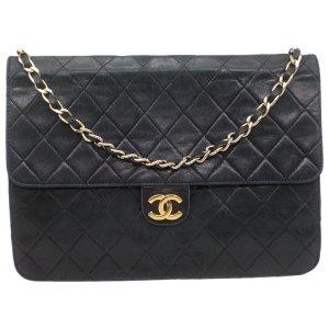 Chanel大号链条包