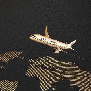 """美洲指定航班额外15%里程国航 礼遇美洲 会员专享 额外加""""里"""""""