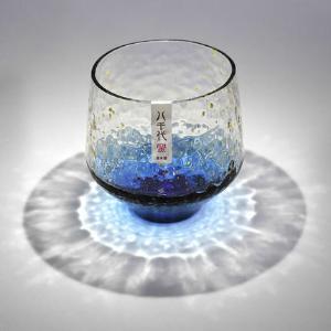 日本直邮¥257 满杯星空东洋佐佐木 八千代窑星空金箔玻璃杯 260ml