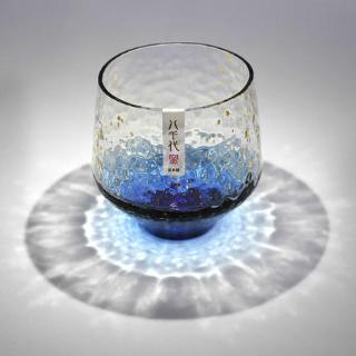 日本直邮¥252满杯星空东洋佐佐木 八千代窑星空金箔玻璃杯 260ml