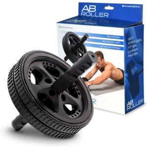 Ab Roller Wheel - Ab Workout Equipment for Home Gym - Walmart.com - Walmart.com