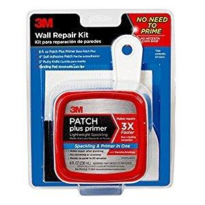 3M Patch Plus Primer Kit with 8 fl. oz Patch Plus Primer