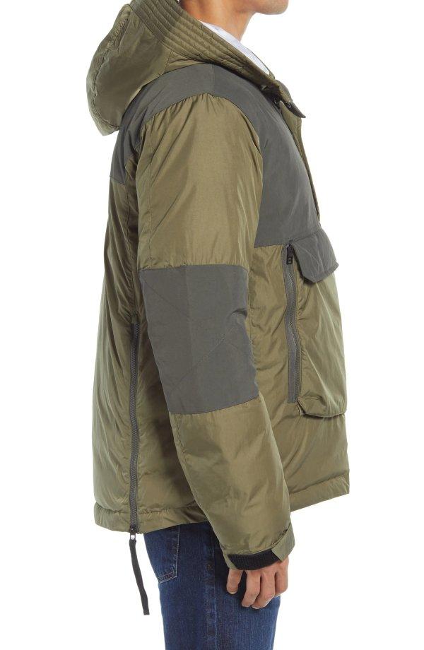 Sportswear Men's Insulated Hooded 棉服