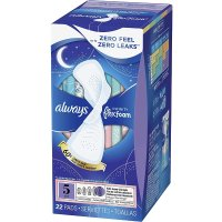 液体卫生巾size5 22片