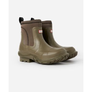 Stella McCartneyWomen's Green Stella x Hunter Boots | Stella McCartney Men