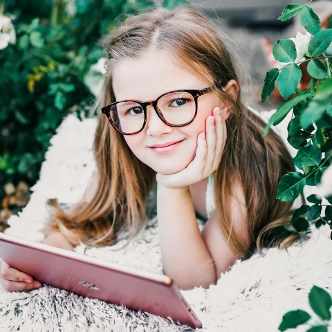 15% Off with 2 Frame or Free ShippingQuay Australia Blue Light glasses for Kids