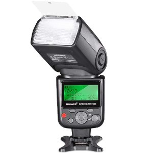 $39.01Neewer 750II TTL 闪光灯 适用于尼康单反