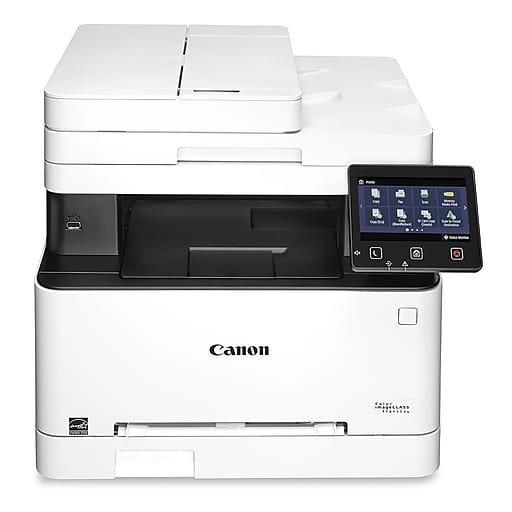 Color imageCLASS MF644Cdw 无线多功能 彩色激光打印机