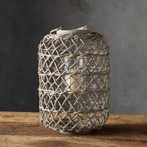 Wyatt Outdoor Lantern   Arhaus