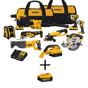 Today Only: Up to 45% offDeWalt Power Tools and Accessories @ The Home Depot