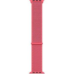 $22.69起 木槿红/靛蓝双色可选苹果官方 Apple Watch 4/5代通用 44mm 尼龙运动表带