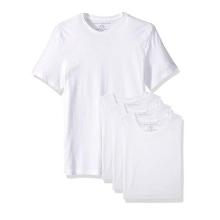 For $17.51Tommy Hilfiger Undershirts 3 Pack  @ Amazon.com