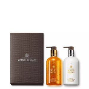Molton BrownMesmerising Oudh Accord & Gold Hand Wash & Lotion Set